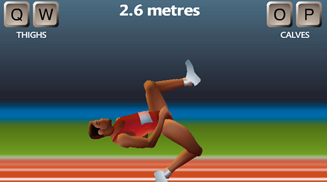 Qwop the most difficult game on the internet the super bang 0shares ccuart Images